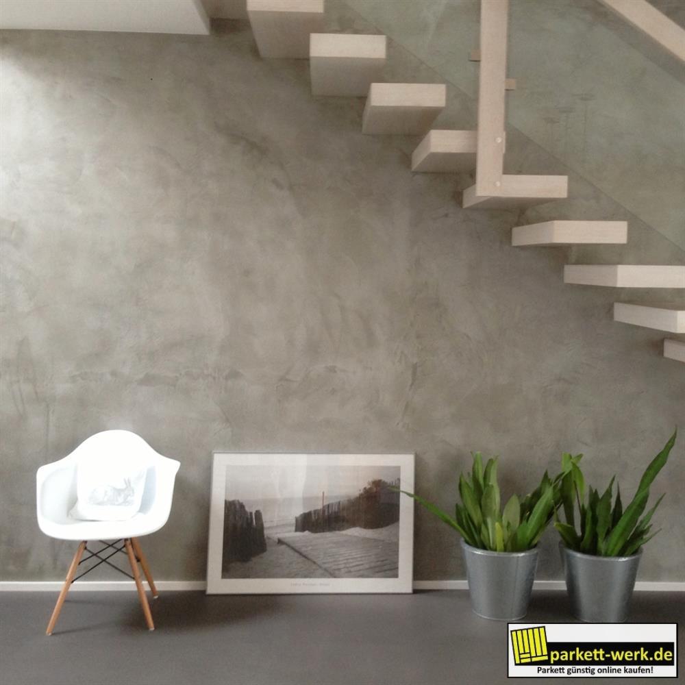 beton cir wandbelag 25 90 parkett parkett f. Black Bedroom Furniture Sets. Home Design Ideas