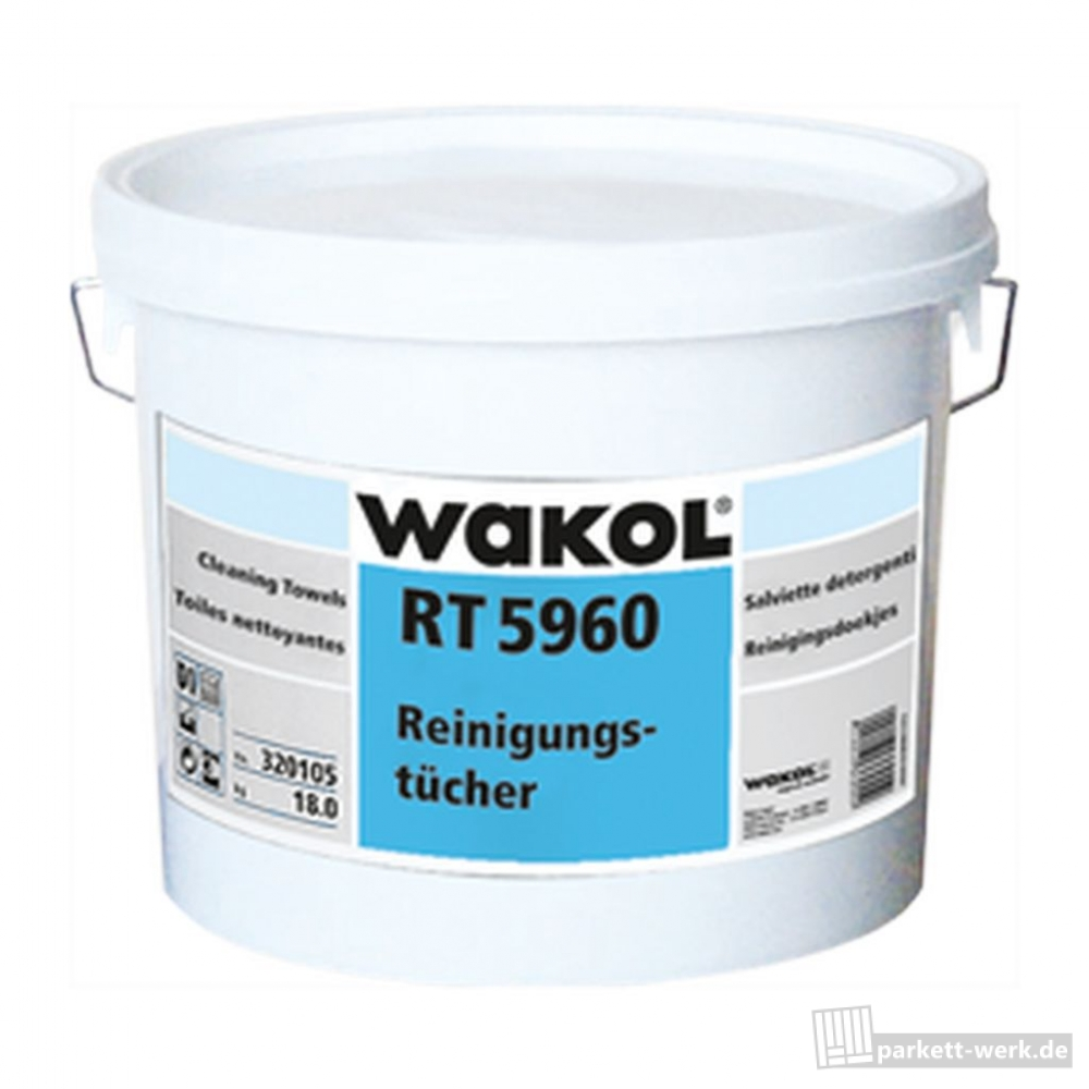 wakol rt 5960 reinigungst cher parkett parkett. Black Bedroom Furniture Sets. Home Design Ideas