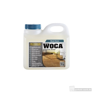 WOCA Holzbodenseife, Natur (1 Liter)
