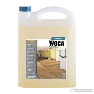 WOCA Holzbodenseife, Natur (5 Liter)