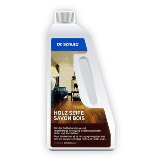 dr schutz pu reiniger 10 liter kanister parkett parkett fussleisten pflegemittel. Black Bedroom Furniture Sets. Home Design Ideas